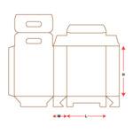 5 Panel Hanger 123 Bottom Packaging