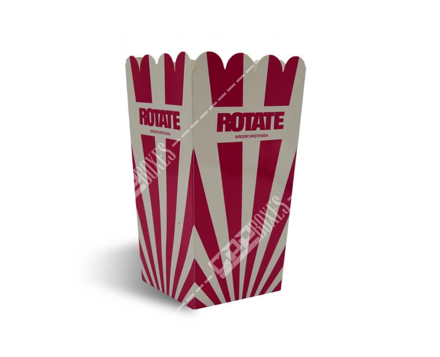 Custom Popcorn Packaging