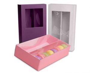 Custom Macaron Boxes