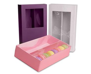 Custom Printed Macaron Boxes