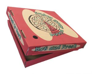 custom printed pizza boxes