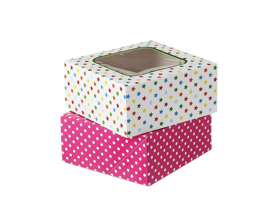 Custom Bakery Gift Boxes