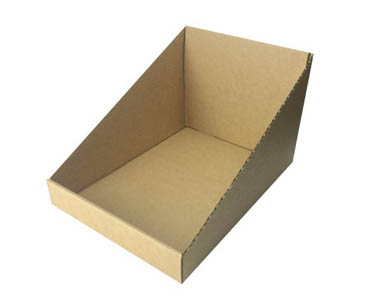 small cardboard display boxes
