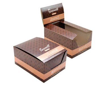 cardboard display packaging boxes