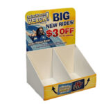 Custom Cardboard Counter Top Display Boxes