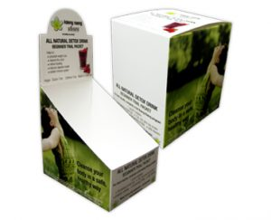Custom Counter Display Boxes