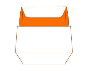 Four Corner Tray Tuck Top
