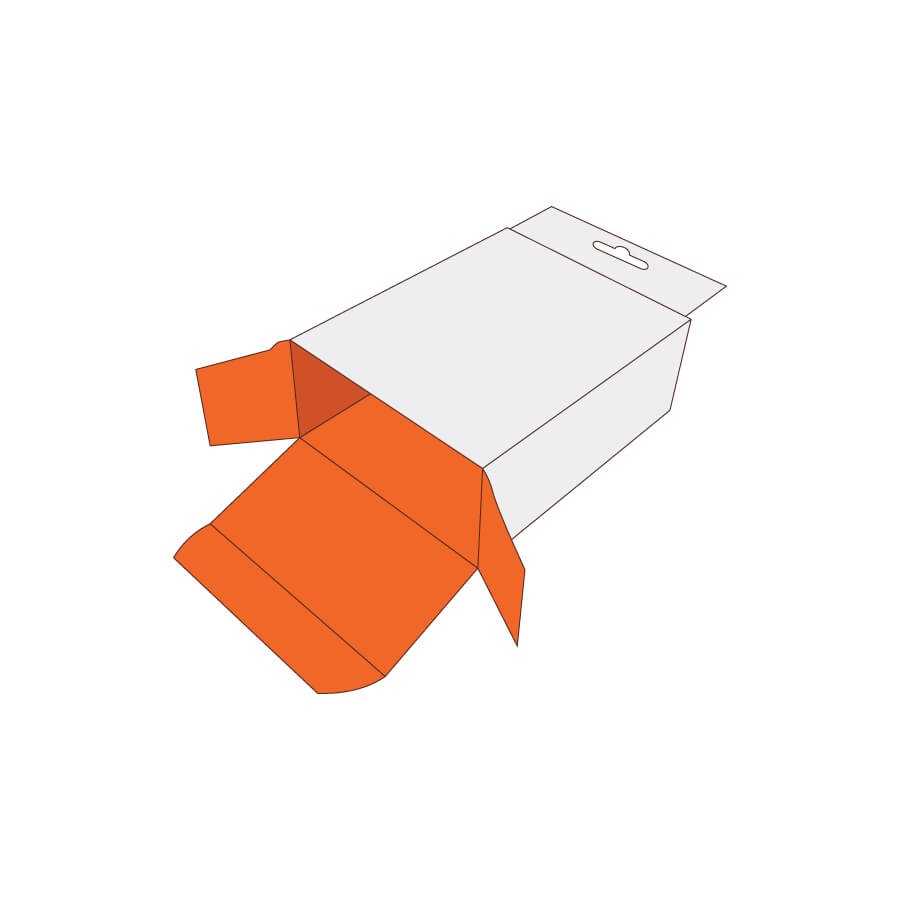 Wholesale Five Panel Hanger Packaging