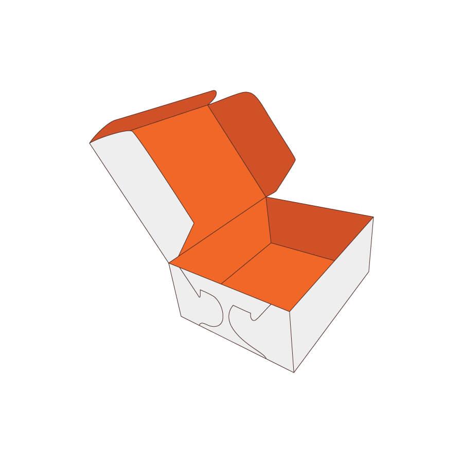 Custom Side Lock 6 Corner Boxes