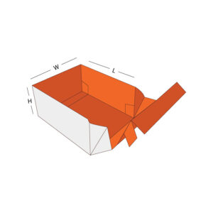 Custom Double Wall Tray Packaging Boxes