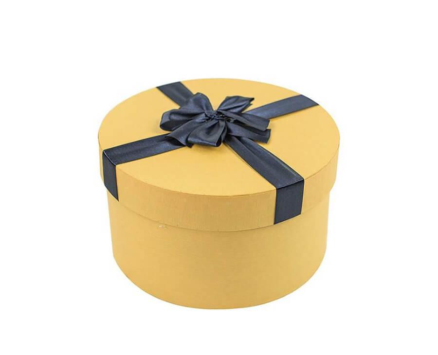 Custom Round Shaped Boxes