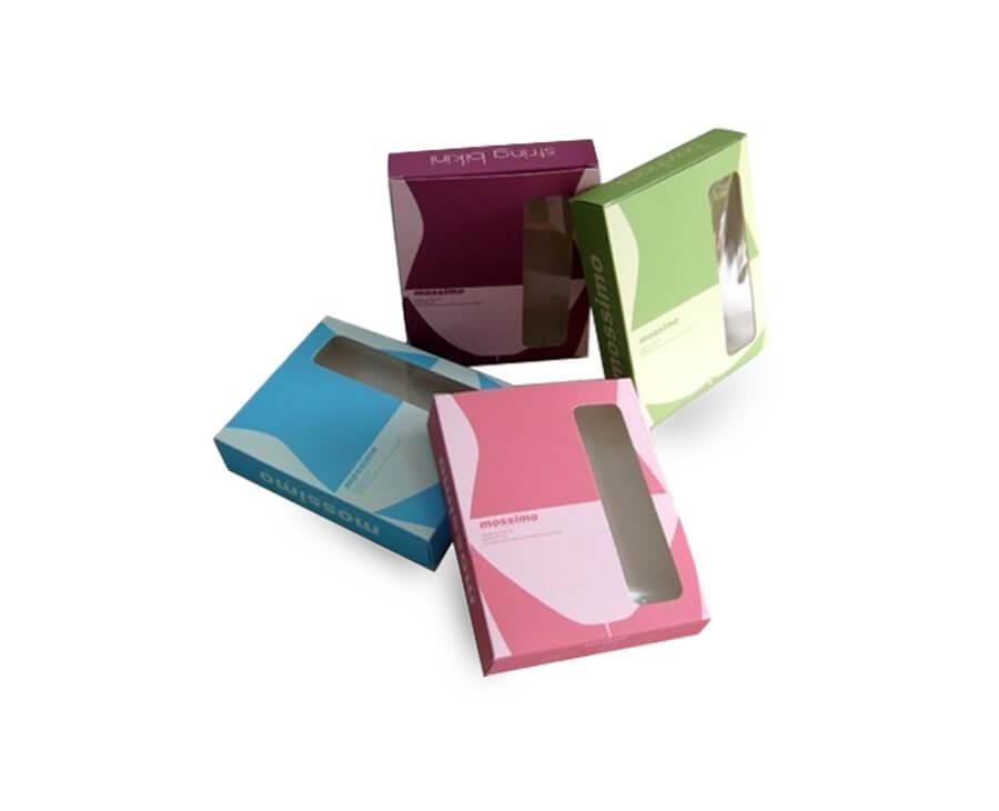Custom Undergarments Boxes