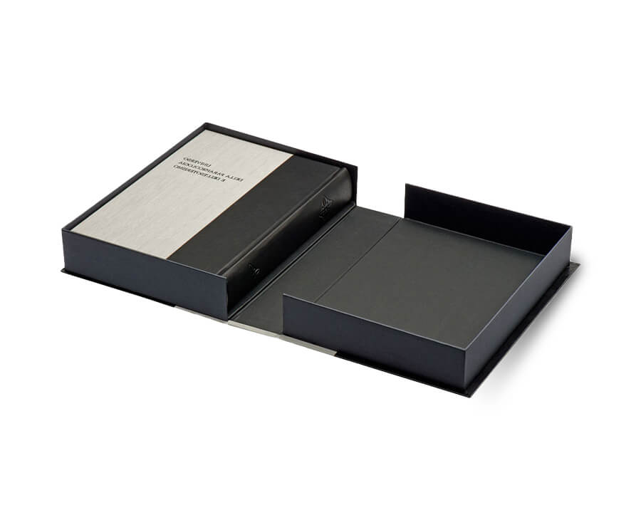 Custom Book Style Boxes
