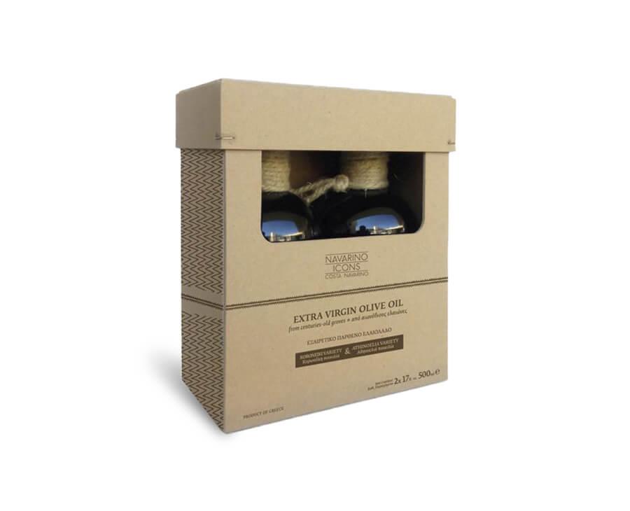 Custom Olive Oil Boxes