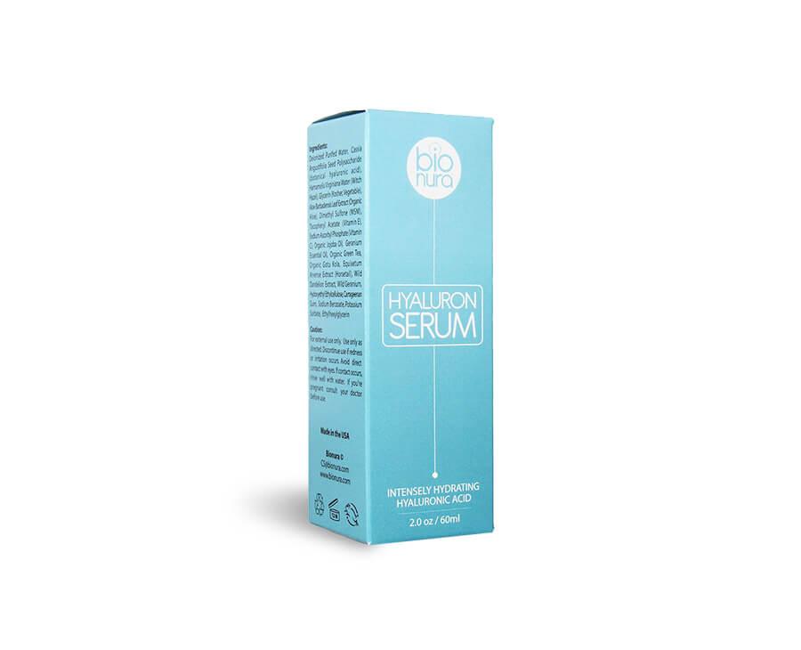 Custom Serum Boxes