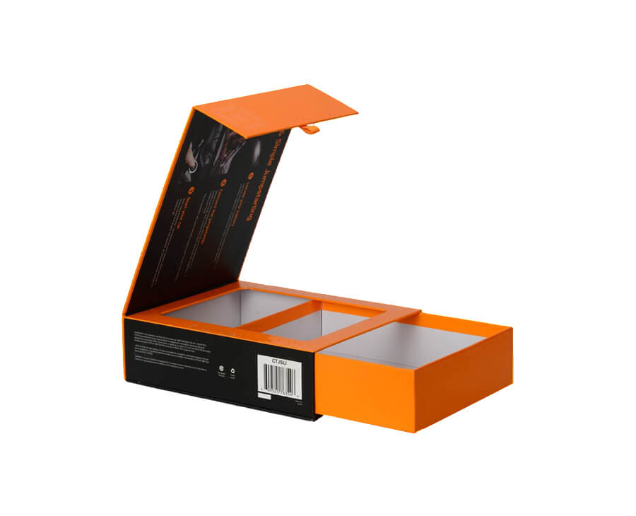 Custom Match/Slide Style Boxes