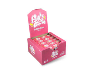 Custom Bubble Gum Boxes